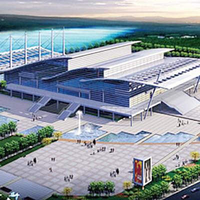 湖南省醴陵市体育馆