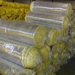 玻璃棉卷毡在哪些行业中被广泛应用?